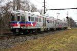 SPAX 850 on test train